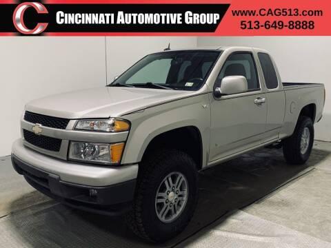 2009 Chevrolet Colorado for sale at Cincinnati Automotive Group in Lebanon OH
