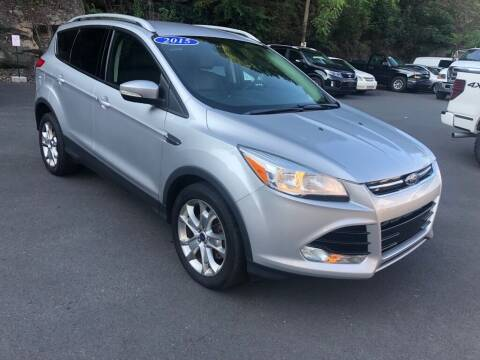 2015 Ford Escape for sale at Diehl's Auto Sales in Pottsville PA