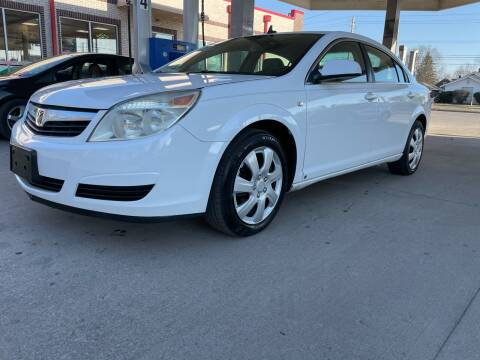 2009 Saturn Aura for sale at JE Auto Sales LLC in Indianapolis IN