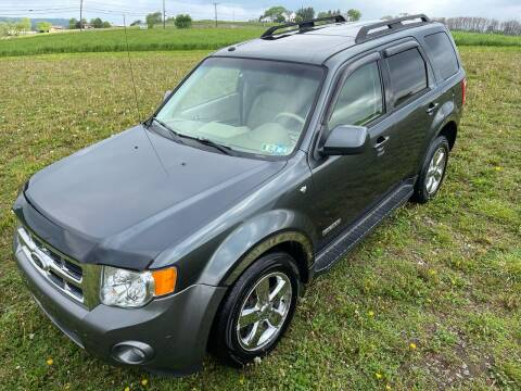 2008 Ford Escape for sale at Linda Ann's Cars,Truck's & Vans in Mount Pleasant PA
