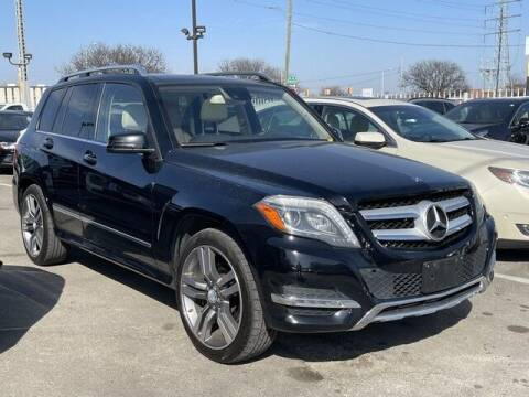 2015 Mercedes-Benz GLK for sale at SOUTHFIELD QUALITY CARS in Detroit MI