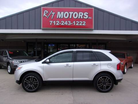 2013 Ford Edge for sale at RT Motors Inc in Atlantic IA