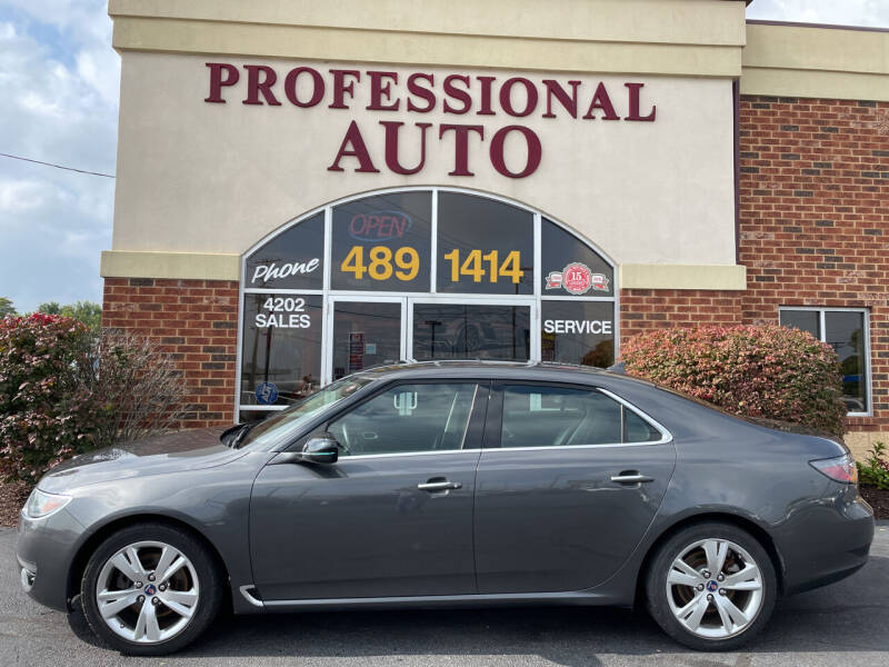 2011 Saab 9-5 for sale at Professional Auto Sales & Service in Fort Wayne IN