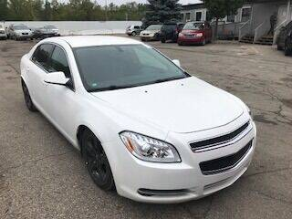 2010 Chevrolet Malibu for sale at WELLER BUDGET LOT in Grand Rapids MI