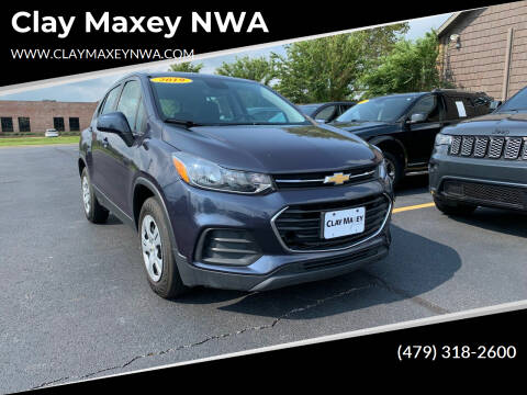 2019 Chevrolet Trax for sale at Clay Maxey NWA in Springdale AR