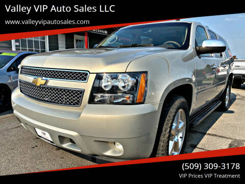 2011 Chevrolet Suburban for sale at Valley VIP Auto Sales LLC - Valley VIP Auto Sales - E Sprague in Spokane Valley WA