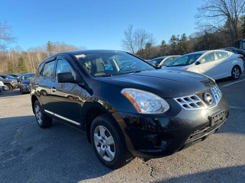 2013 Nissan Rogue for sale at Royal Crest Motors in Haverhill MA