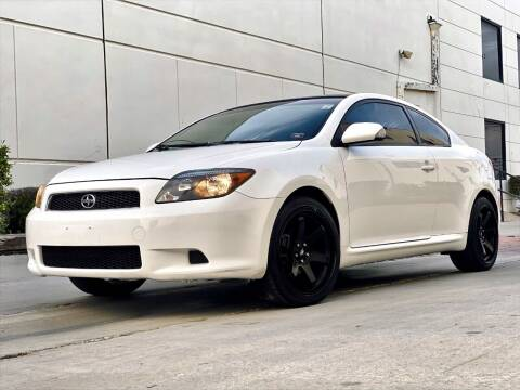 2007 Scion tC for sale at New City Auto - Retail Inventory in South El Monte CA