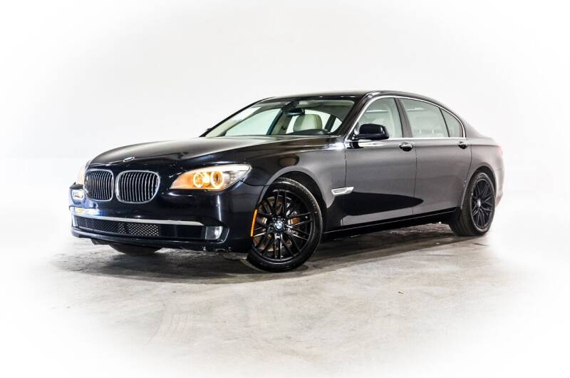 2012 BMW 7 Series for sale at CarXoom in Marietta GA