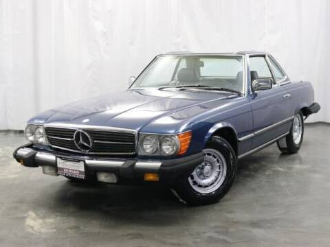 1985 Mercedes-Benz 380-Class for sale at United Auto Exchange in Addison IL