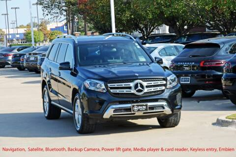 2018 Mercedes-Benz GLS for sale at Silver Star Motorcars in Dallas TX