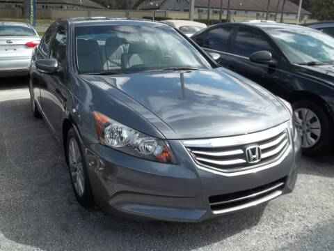 2012 Honda Accord for sale at PJ's Auto World Inc in Clearwater FL