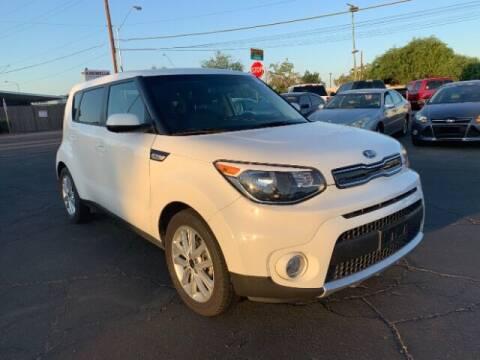 2018 Kia Soul for sale at Brown & Brown Wholesale in Mesa AZ
