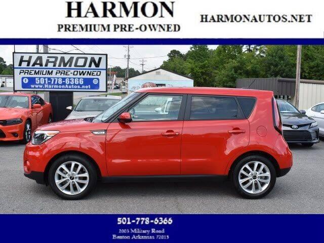 2019 Kia Soul for sale at Harmon Premium Pre-Owned in Benton AR