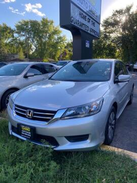 2015 Honda Accord for sale at Chinos Auto Sales in Crystal MN