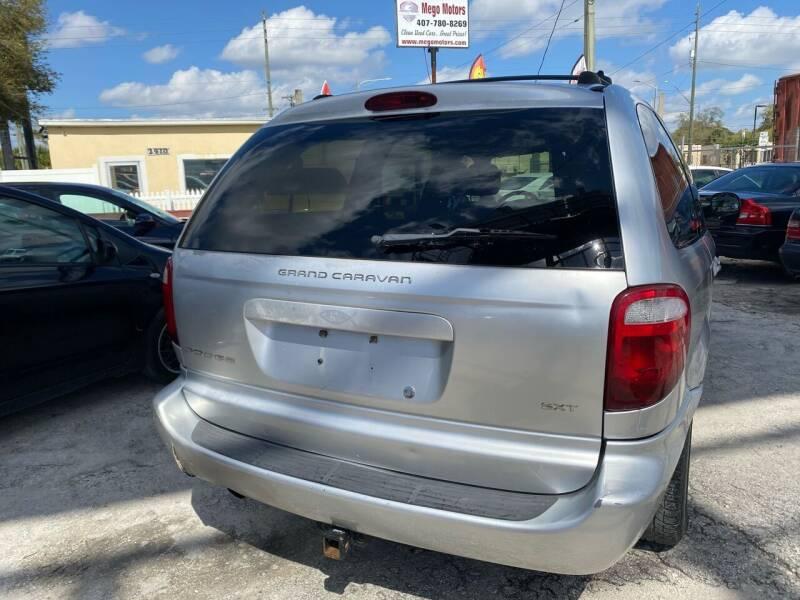 2005 Dodge Grand Caravan for sale at Mego Motors in Orlando FL