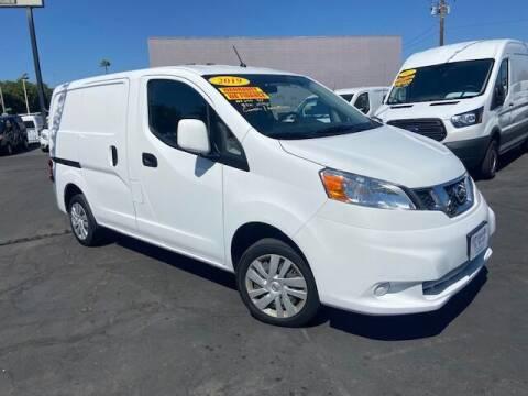 2019 Nissan NV200 for sale at Auto Wholesale Company in Santa Ana CA
