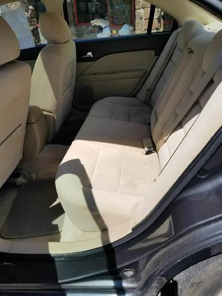2007 Ford Fusion AWD V6 SEL 4dr Sedan - Poteau OK