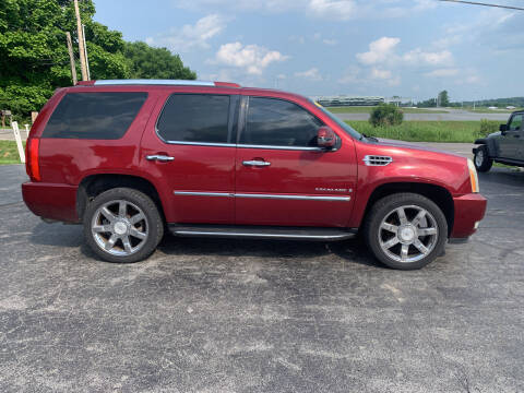 2008 Cadillac Escalade for sale at Westview Motors in Hillsboro OH