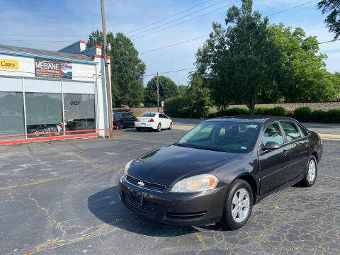 2009 Chevrolet Impala for sale at Mebane Auto Trading in Mebane NC