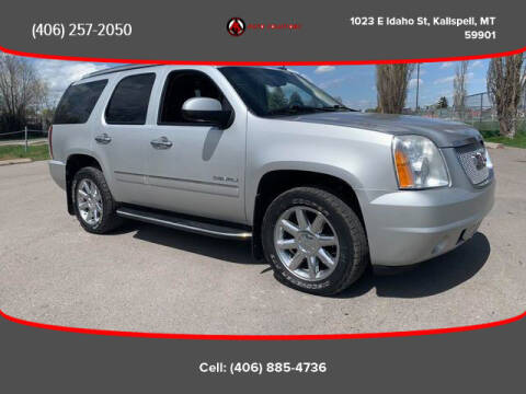 2011 GMC Yukon for sale at Auto Solutions in Kalispell MT