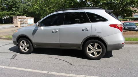 2007 Hyundai Veracruz for sale at NORCROSS MOTORSPORTS in Norcross GA