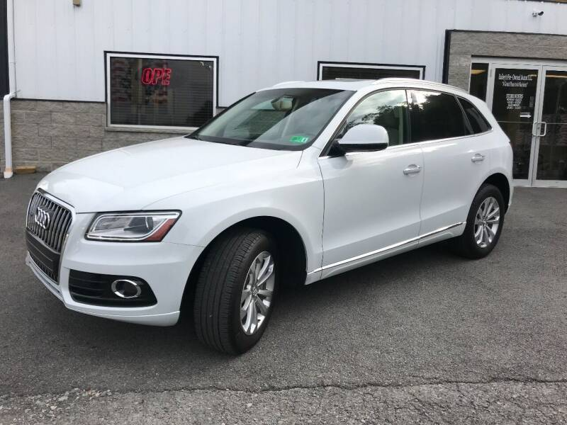 2016 Audi Q5 for sale at Bailey's Pre-Owned Autos in Anmoore WV