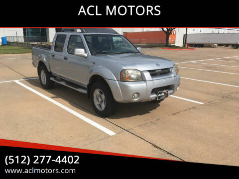 2001 Nissan Frontier for sale at ACL MOTORS in Austin TX