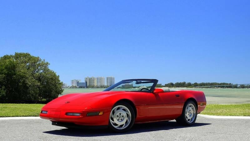 1996 Chevrolet Corvette for sale at P J'S AUTO WORLD-CLASSICS in Clearwater FL