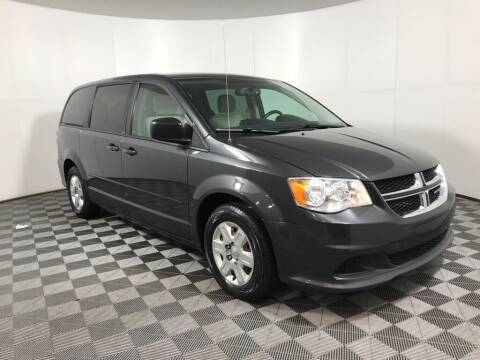 2012 Dodge Grand Caravan for sale at Elite Pre-Owned Auto in Peabody MA