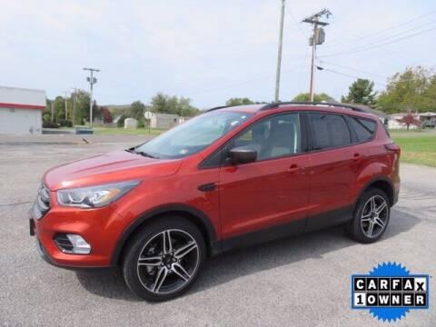 2019 Ford Escape for sale at DUNCAN SUZUKI in Pulaski VA