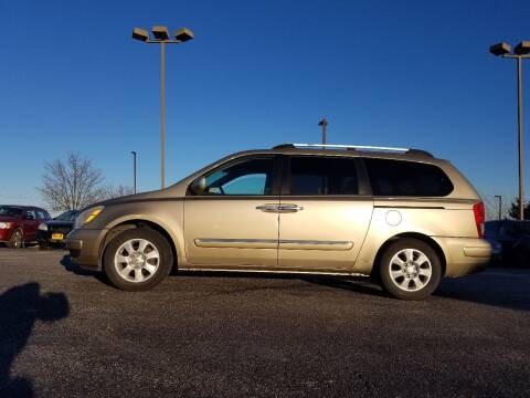 2007 Hyundai Entourage for sale at MnM The Next Generation in Jefferson City MO