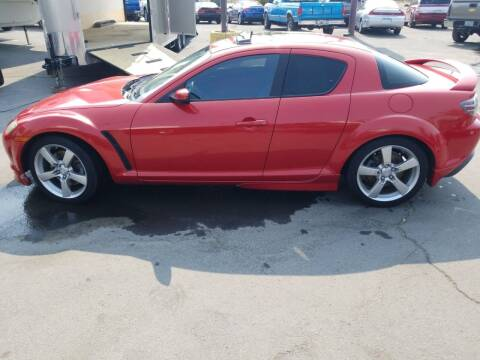 2005 Mazda RX-8 for sale at Freds Auto Sales LLC in Carson City NV