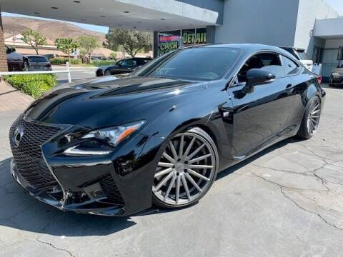 2015 Lexus RC F for sale at Allen Motors, Inc. in Thousand Oaks CA