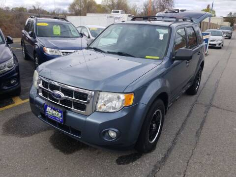 2011 Ford Escape for sale at Howe's Auto Sales in Lowell MA