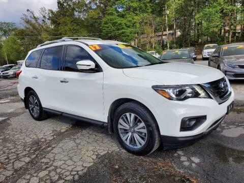 2017 Nissan Pathfinder for sale at Import Plus Auto Sales in Norcross GA
