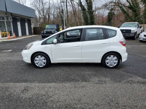 2013 Honda Fit for sale at CANDOR INC in Toms River NJ