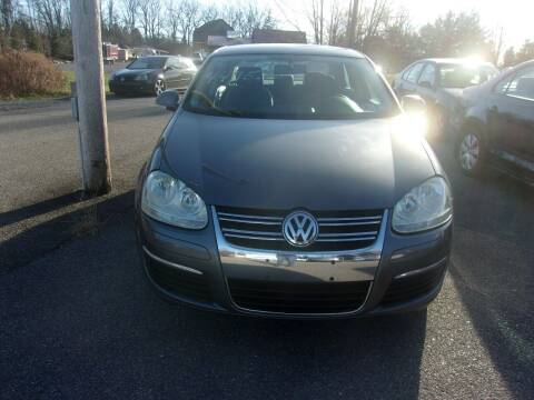 2006 Volkswagen Jetta for sale at ULRICH SALES & SVC in Mohnton PA