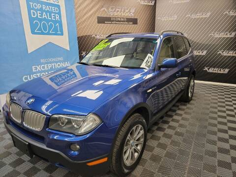 2007 BMW X3 for sale at X Drive Auto Sales Inc. in Dearborn Heights MI