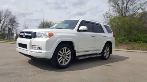 2012 Toyota 4Runner for sale at A & A IMPORTS OF TN in Madison TN
