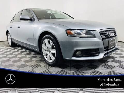 2011 Audi A4 for sale at Preowned of Columbia in Columbia MO