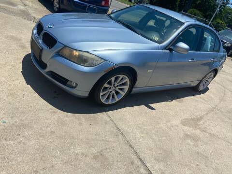 2011 BMW 3 Series for sale at Whites Auto Sales in Portsmouth VA