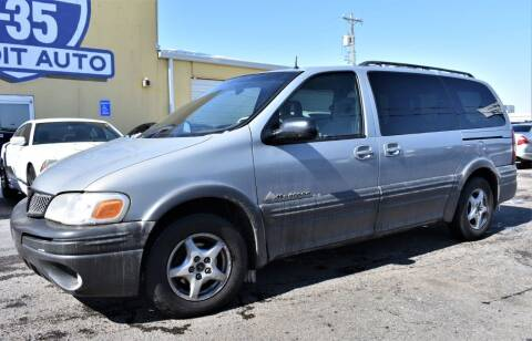 2001 Pontiac Montana for sale at Buy Here Pay Here Lawton.com in Lawton OK