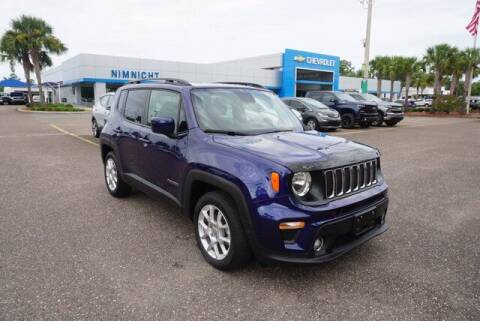 2019 Jeep Renegade for sale at WinWithCraig.com in Jacksonville FL