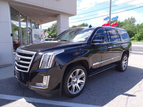 2015 Cadillac Escalade for sale at KING RICHARDS AUTO CENTER in East Providence RI