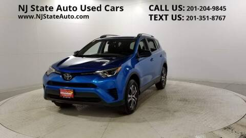 2017 Toyota RAV4 for sale at NJ State Auto Auction in Jersey City NJ