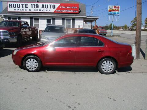 2006 Mercury Milan for sale at ROUTE 119 AUTO SALES & SVC in Homer City PA