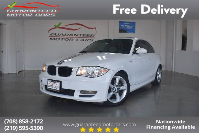 2009 BMW 1 Series for sale in Lansing, IL