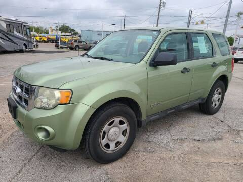 2008 Ford Escape for sale at OTWELL ENTERPRISES AUTO & TRUCK SALES in Pasadena TX