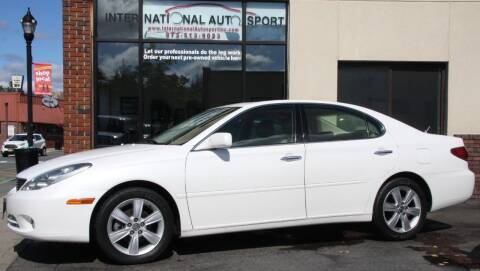 2005 Lexus ES 330 for sale at INTERNATIONAL AUTOSPORT INC in Pompton Lakes NJ